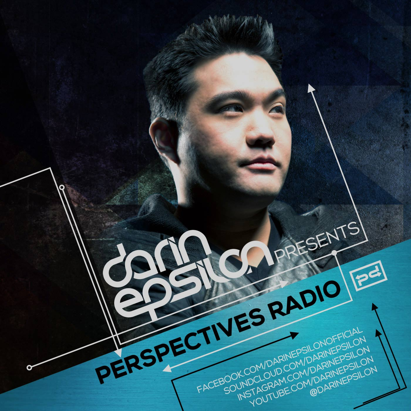 Darin Epsilon presents PERSPECTIVES - Progressive/Tech/Deep House Mixes